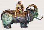 Obras de arte: Europa : España : Islas_Baleares : sineu : Elefante