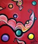 Obras de arte: America : Argentina : San_Luis : Juana_Koslay_-_El_Chorrillo : Alegría