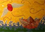 Obras de arte: America : México : Chihuahua : juarez : Corazón