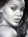 Obras de arte: America : México : Queretaro_de_Arteaga : Centro-Queretaro : Rihanna