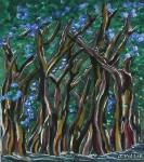 Obras de arte: Europa : Francia : Languedoc-Roussillon : beziers : LES PIEDS DANS L'EAU( Los pies en el agua)