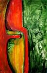 Obras de arte: Europa : España : Andalucía_Málaga : Alhaurin_de_la_Torre : el ojo izquierdo