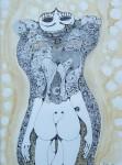 Obras de arte: America : Rep_Dominicana : Santo_Domingo : Distrito_Nac : En espera de mi metamorfosis