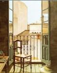 Obras de arte: Europa : España : Andalucía_Sevilla : sevilla : # 313 - El Balcón de Vega McVeagh,I. SEVILLA.