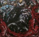 Obras de arte: America : México : Mexico_Distrito-Federal : Ciudad_Satelite : Toro 5