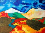 Obras de arte: America : Perú : Lima : Surco : Huaraz