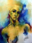 Obras de arte: Europa : España : Andalucía_Cádiz : Algodonales : Estudio desnudo