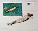 Obras de arte: Europa : España : Andalucía_Málaga : Málaga_ciudad : Homenaje a M. Fortuny