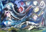 Obras de arte: America : Argentina : Cordoba : Cordoba_ciudad : CHAKRAS