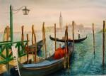 Obras de arte: Europa : España : Madrid : Pinto : Embarcadero de Venecia