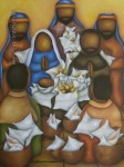 Obras de arte: America : México : Mexico_Distrito-Federal : Coyoacan : NACIMIENTO MEXICANO
