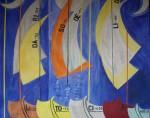 Obras de arte: Europa : España : Galicia_Lugo : Villalba : EMBARCADERO