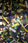 Obras de arte: Europa : España : Galicia_Lugo : Villalba : JUEGAN NEGRAS, ES TU TURNO