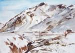 Obras de arte: America : Argentina : Mendoza : mendoza_ciudad : cerro tolosa