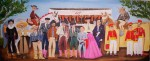 Obras de arte: America : México : Chihuahua : ciudad_chihuahua : La Fiesta de los Toros