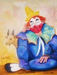 Obras de arte: America : México : Chihuahua : ciudad_chihuahua : Canica y Monchito