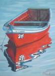 Obras de arte: America : Chile : Coquimbo : La_Serena : Bote Rojo