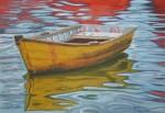 Obras de arte: America : Chile : Coquimbo : La_Serena : Bote amarillo