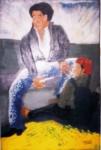 Obras de arte: America : Ecuador : Imbabura : Cotacachi : OLIGARCA Y LUSTRABOTAS