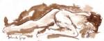 Obras de arte: Europa : España : Islas_Baleares : sineu : desnudo d