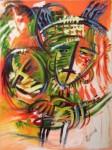 Obras de arte: America : Rep_Dominicana : Santo_Domingo : Distrito_Nac : amores de carnaval