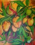 Obras de arte: America : Rep_Dominicana : Santo_Domingo : Distrito_Nac : el señor las alimenta