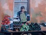 Obras de arte: Europa : España : Murcia : SPedro-Pinatar : MERCADERO
