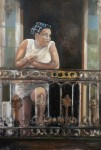 Obras de arte: Europa : España : Murcia : SPedro-Pinatar : ANTES DE COMER