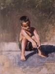 Obras de arte: Europa : España : Murcia : SPedro-Pinatar : El solo