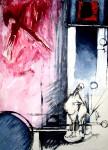 Obras de arte: America : Argentina : Buenos_Aires : Olavarría : Esperando