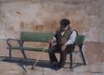 Obras de arte: Europa : España : Murcia : SPedro-Pinatar : El Abuelo