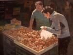Obras de arte: Europa : España : Murcia : SPedro-Pinatar : Cebollas