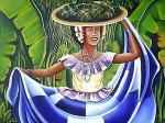Obras de arte: America : Panamá : Colon-Panama : Barrio_Sur : Tamales