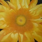 Obras de arte: America : México : Mexico_region : Naucalpan : Flor amarilla