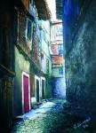 Obras de arte: Europa : España : Galicia_Pontevedra : vigo : Rincon de la Alberca