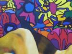 Obras de arte: America : Perú : Lima : Surco : Floreado