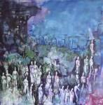 Obras de arte: America : Argentina : Buenos_Aires : Caballito : CORRESPONDEN A NUESTRAS FANTASIAS