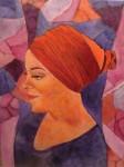 Obras de arte: America : Chile : Bio-Bio : Concepción : El turbabnte de Rafaela