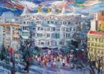 Obras de arte: Europa : España : Catalunya_Barcelona : Barcelona : 2820 - LA PEDRERA GAUDI