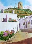 Obras de arte: Europa : España : Andalucía_Almería : Almeria : Barrio de la Atalaya - Nijar - Almería