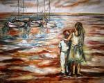 Obras de arte: Europa : España : Catalunya_Tarragona : Banyeres_Penedes : Germans