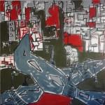 Obras de arte: America : Argentina : Cordoba : Rio_cuarto : Muerte Del Ave