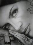 Obras de arte: America : Perú : Lima : ... : Mujer e Idolo Recuay