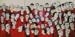 Obras de arte: America : Argentina : Buenos_Aires : Capital_Federal : Variaciones de Uno Mismo