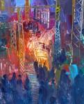 Obras de arte: America : Chile : Bio-Bio : Concepción : mi procesion