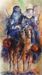 Obras de arte: Europa : España : Andalucía_Málaga : Torre_del_Mar : Los Tuaregs