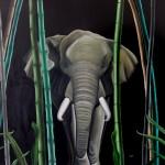 Obras de arte: America : Argentina : Cordoba : Cordoba_ciudad : Elephant