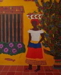 Obras de arte: Europa : España : Madrid : alcala_de_henares : Ermelinda la palenquera