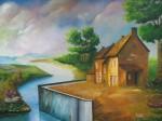 Obras de arte: America : Colombia : Distrito_Capital_de-Bogota : Bogota_ciudad : PAISAJE DE MYKOLAYIV-UKRANEA