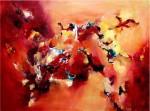 Obras de arte: America : Argentina : Buenos_Aires : boulogne : El sol quieto